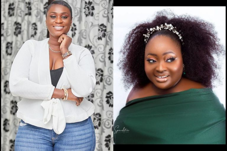 Roselyn Ngissah Introduced The Ghanaian Lady Who Has Gone Mad To Nigerian Millionaire – Bibi Bright Confirms