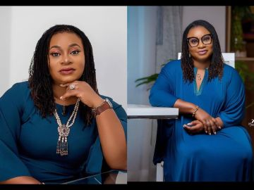 Former EC Boss, Charlotte Osei Celebrates 52nd Birthday With Stunning Photos