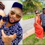 Tonto Dikeh's Ex-husband, Churchill Olakunle, Shares More Photos Of His New Wife, Rosy Meurer