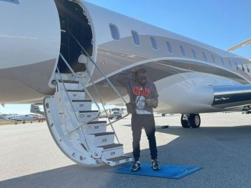 VIDEOS: Davido Flies From Atlanta To Los Angeles Just To Have Lunch