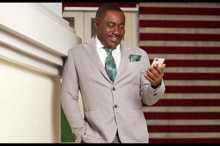 Dr Osei Kwame Despite Celebrates His 58th Birthday Today