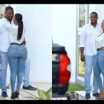 PHOTOS: John Dumelo's Wife Puts Her 'Back Assets' On Display To Celebrate Him On His 37th Birthday