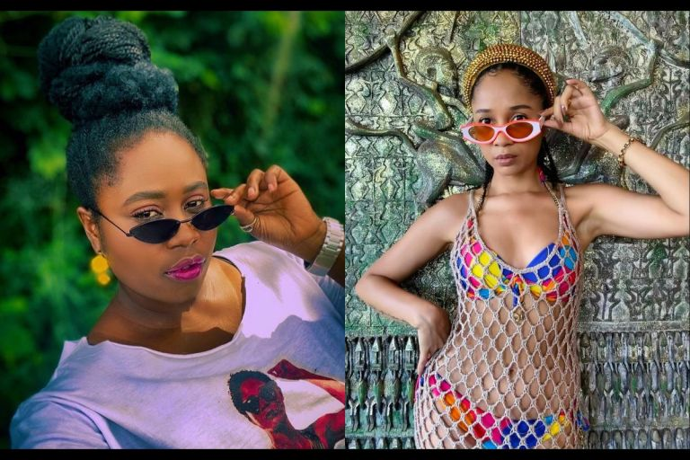 Celebrity Check-Up: Lydia Forson And Sister Derby's Friendship Might've Ended On Rocks