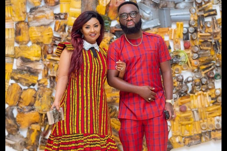 VIDEO: Nana Ama Mcbrown Reacts To Allegations That Her Husband, Maxwell, Slept With Her Best Friend