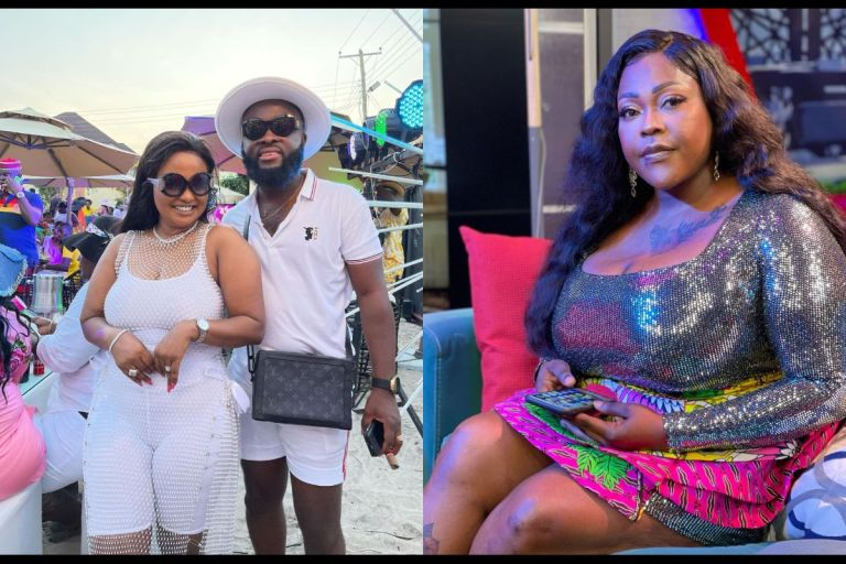 VIDEO: Nana Ama Mcbrown's Husband, Maxwell, Slept With Her Best Friend Who's A Popular Caterer - Mona Gucci Alleges