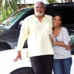 3 Months After His Death, Soulmate Of Jerry Rawlings, Nathalie Yamb, Says She Misses Him So Much