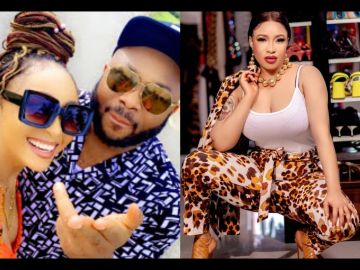 VIDEO: Actress Rosy Meurer Finally Speaks On Her Marriage To Tonto Dike's Ex-husband, Churchill Olakunle