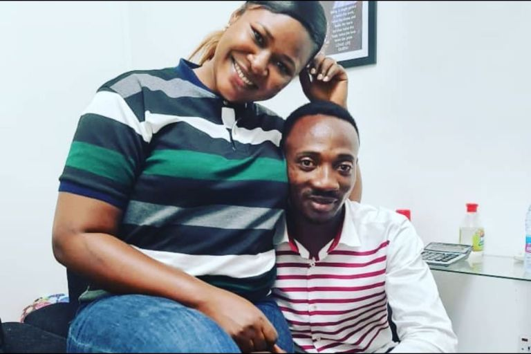 "VIDEO: ""All That Glitters Is Not Gold"" - Actor Salinko Has Been Beating His Beautiful Wife"
