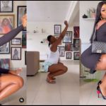 VIDEO: Salma Mumin Drops Her 'Buss It Challenge' With Hajia4Reall's 'Fine Girl' Song