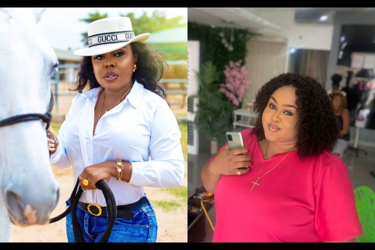 VIDEO: Afia Schwar Goes Haywire And Claims Vivian Jill Slept With An NDC Guru Who Has A Radio Station