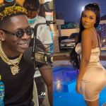 VIDEO: Shatta Wale's Cousin, Magdalene, Sort Of Confirms That She Has Been Fvcking Him As Ayisha Modi Alleged