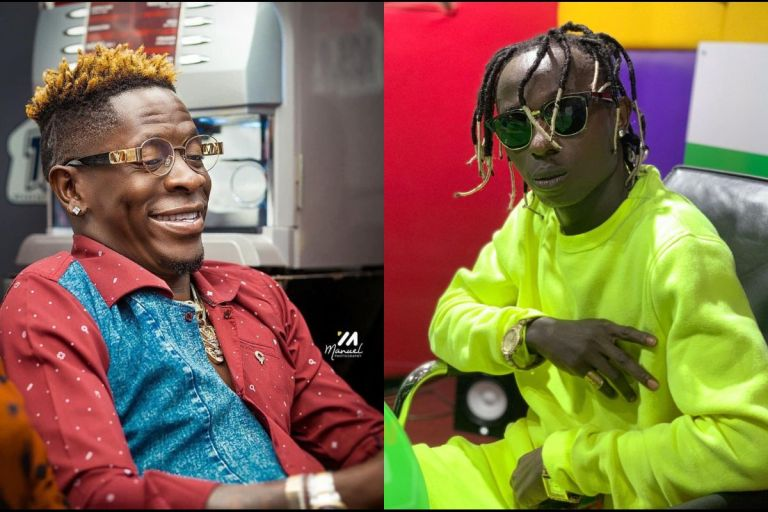 Patapaa Prophesies Shatta Wale's Downfall For Tagging Him As Underground Artist