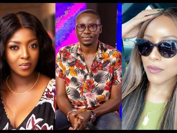Arnold Asamoah-Baidoo For The 105th Time Apologizes To Yvonne Okoro And Joselyn Dumas For Claiming They Fought Over A Sugar Daddy