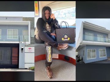 PHOTOS: Tracey Boakye's East Legon House Has Been Put Up For Rent