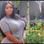 Big B*tts Peace Hyde Pushes For The Legalization Of LGBT In Ghana