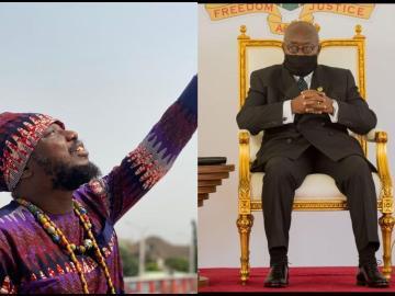 Blakk Rasta Invokes The Wrath Of God On President Akufo-Addo - Here's Why