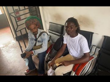 A load Of Trash! Achimota School Reportedly Denies A Student Admission Because Of His Dreadlocks