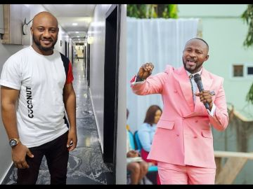 VIDEO: Obviously Fake Prophet, Prince Elisha Osei, Claims That Nigerian Actor, Yul Edochie, Will Be Assassinated
