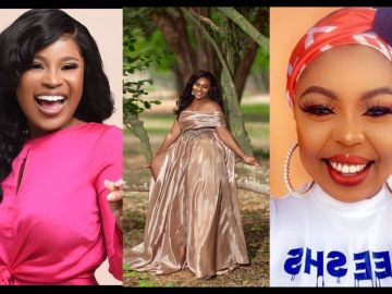 VIDEO: Afia Schwar Says Berla Mundi And All The Ladies At TV3 Who Unfollowed Abena Korkor On Instagram After She Was Fired Are B*tches