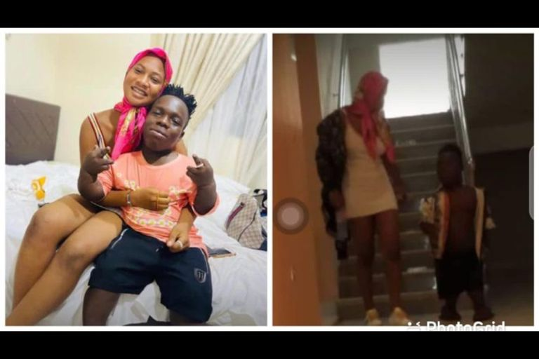 Here Are Lovey-dovey Photos Of Shatta Bundle And The Underage Girl He Allegedly Raped