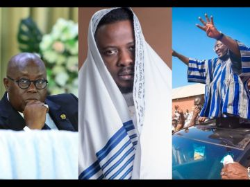 VIDEO: Prophet Nigel Gaisie Claims That Dr Bawumia Will Become NPP's Flagbearer In 2024