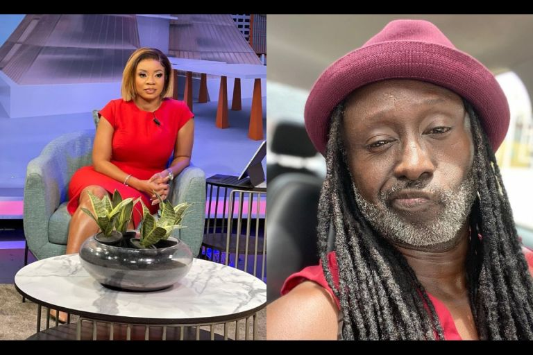 """""""Do You Have A Child?"""" - Reggie Rockstone Clashes With Serwaa Amihere Over #FreeAkuapemPoloo On Twitter"""