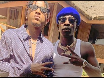 Arab-B Reacts To Reports That Shatta Wale Is Battling Kidney Disease In The United States