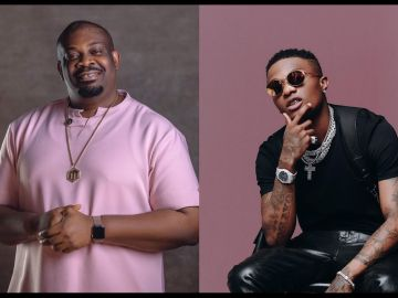"""""""Wizkid is African Artiste Of The Decade"""" - Don Jazzy Boldly Declares"""