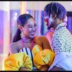 Watch The Moment Ghanaian Fans Of Laycon Shouted At MC For Asking Him About Erica