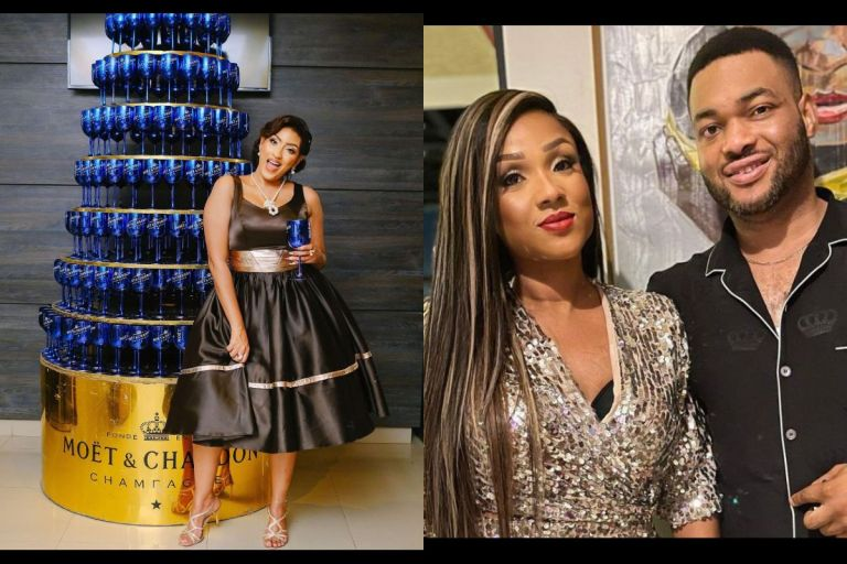 Juliet Ibrahim Humbly Wishes Her Rival, Kwadwo Safo's Wife A Happy Birthday