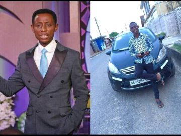 Ghanaian Evangelist Claims That Pastor Kelvin Kobiri Healed Him Of HIV/AIDS