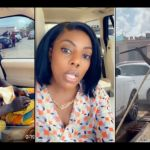 VIDEO: Nana Aba Anamoah Is Searching For A Job For A 2nd Class Upper Graduate Who Works At A Washing Bay