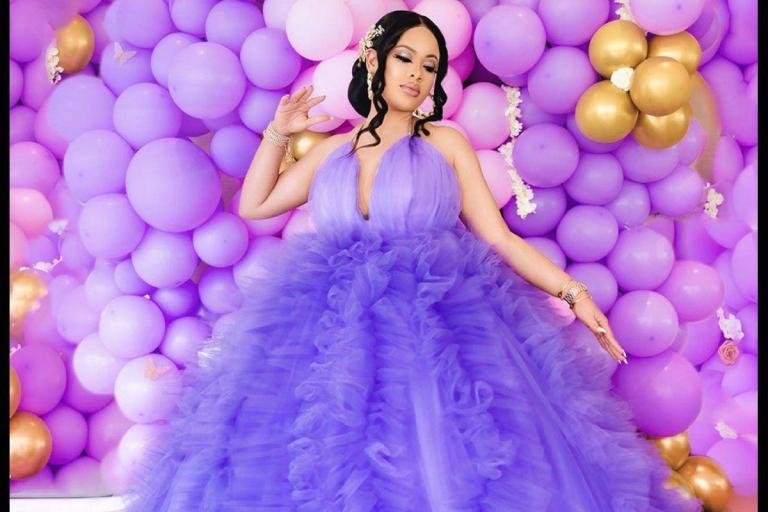 BBNaija Star, Nina Ivy, Celebrates Her 25th Birthday With Stunning Photos