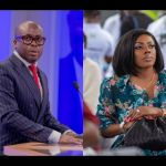 Nana Aba Anamoah Drags Paul Adom-Otchere And Knocks Sense Into His Head Over The 'Fix The Country' Campaign