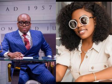 "VIDEO: ""Go And Learn COVID Economics"" - Paul Adom-Otchere Replies Nana Aba Anamoah"