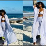 PHOTOS: From Miami To Mexico - Boss-chick Lawyer, Sandra Ankobiah Celebrates Her Birthday At Beautiful Mexican Beach