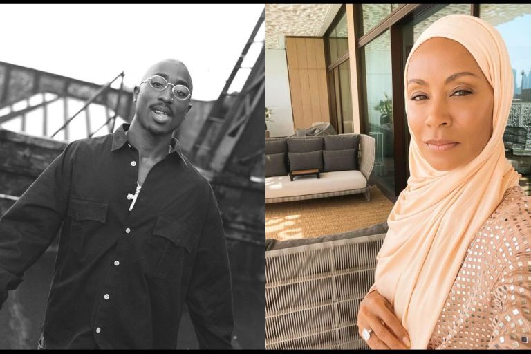 Jada Pinkett Smith Posts Unpublished Tupac Shakur Poem To Mark Rapper's Birthday