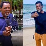 Reno Omokri Slams Those Mocking Prophet T.B. Joshua's Death