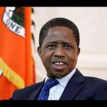 Zambia President Edgar Lungu Collapses After 'Sudden Dizziness' At Defence Day Event