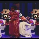 TV3 Date Rush: Ali Kneels Before Shemima, Pulls Out A Ring To Propose Marriage To Her On Live Television