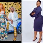 'Eugene Otafre Gya' - Social Media Users Mock Victoria Lebene's Husband, Eugene Nkansah For Allegedly L***king Abena Korkor's Pxxy