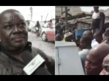 """""""I Forgive Her Killers"""" - Husband Of The Woman Who Was Shot Dead In Bullion Van Robbery Speaks"""