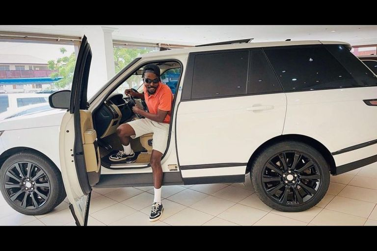 Kwaw Kese Goes Broke As He Puts His 2017 Range Rover On Sale