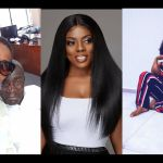 Open Secret: Two Times Nana Aba Anamoah Crashed With Her Fellow Women Over A D***k