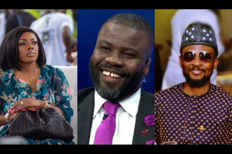"""Nigeria Can Never Boast Of A Defender Like Him"" - Nana Aba Anamoah Drags Nigerian Author For Disrespecting Sammy Osei Kuffour"