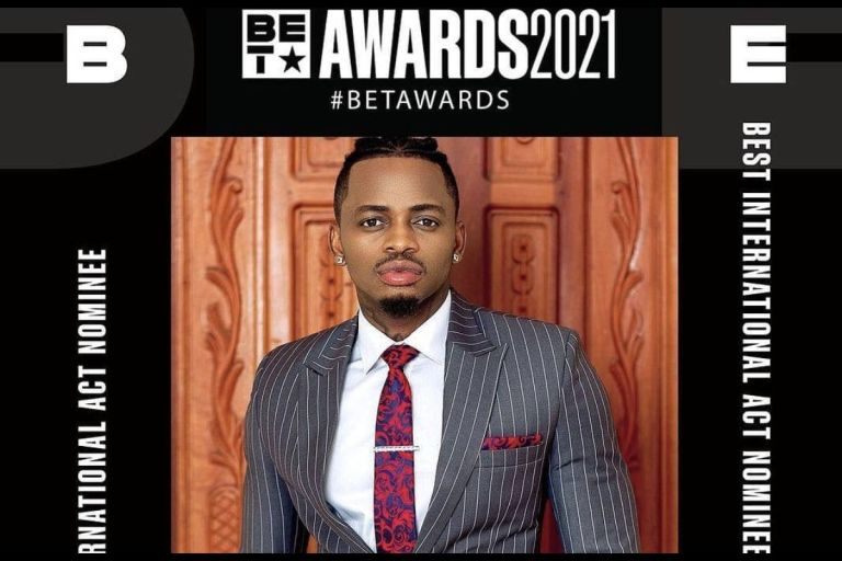 Angry Tanzanians File A Petition To Disqualify Diamond Platnumz From 2021 BET Awards