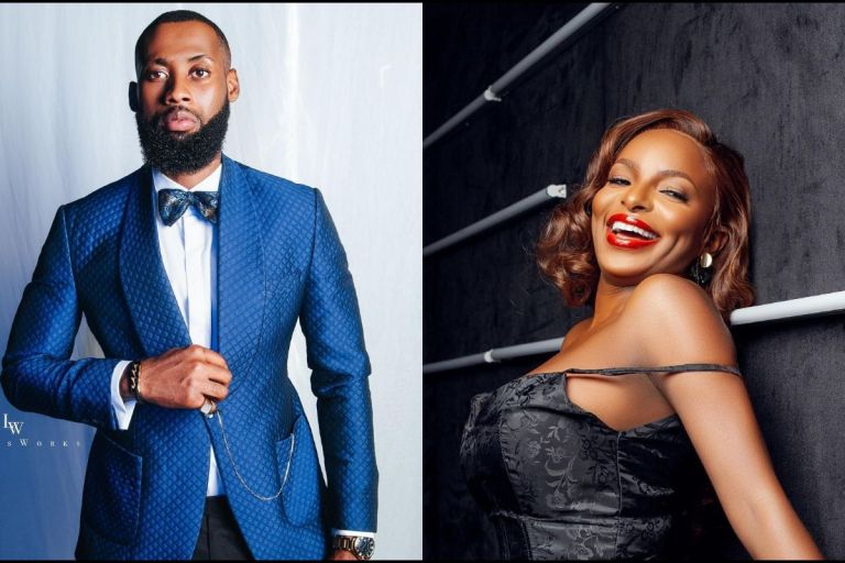 #BBNaijaReunion: Wathoni Isn't My Type And I Never Asked Her Out - Tochi
