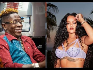 VIDEO: Shatta Wale Claims His Next Big Feature Will Be Rihanna