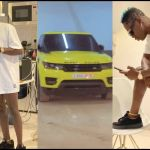 VIDEO: Shatta Wale Reportedly Resprays His Range Rover With New Customized Plate 1 Don 21