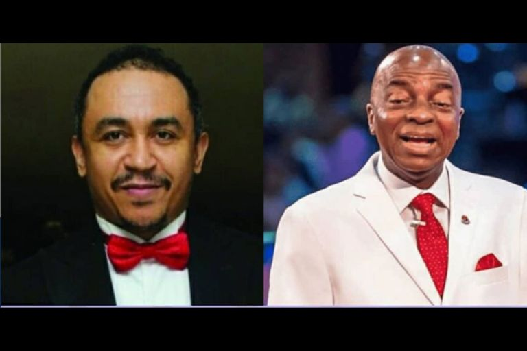 Daddy Freeze Reacts To Bishop Oyedepo Sacking Over 40 Pastors Over Low Income In Their Branches
